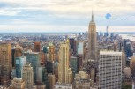 Manhattan On Top of The Rock © Sam Liu Photography