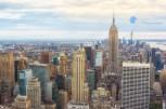 Manhattan On Top of The Rock © Sam Liu Photography
